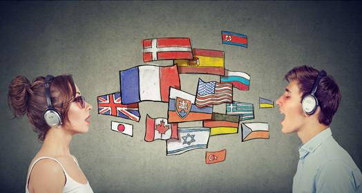 diverse lingue