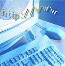 immagine rappresentante un pc connesso a internet
